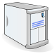 Virtual Private Servers Icon